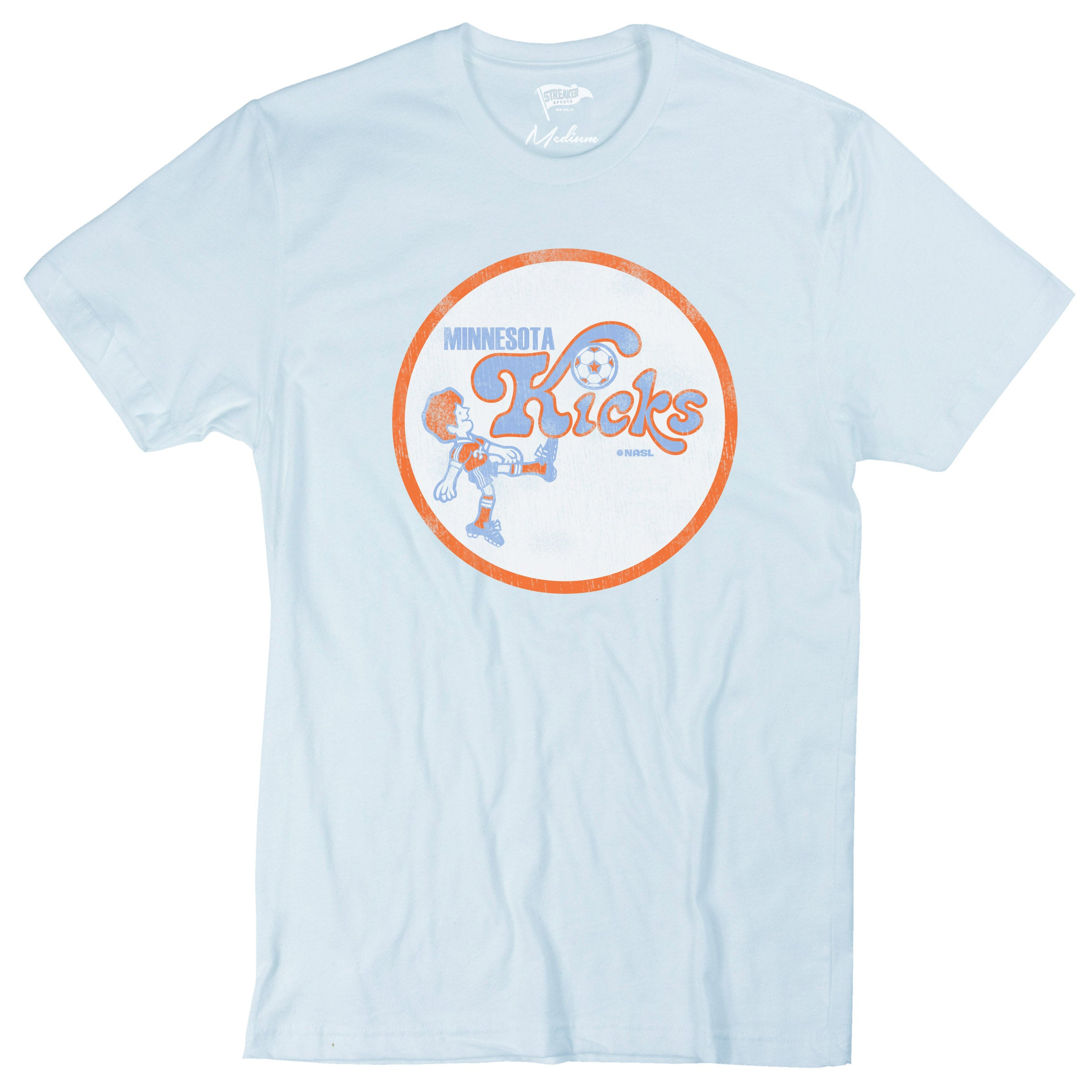 1976 Minnesota Kicks Tee