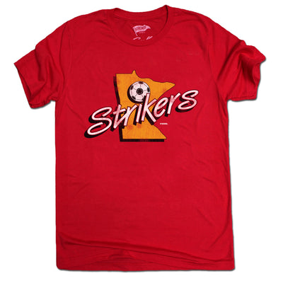 1984 Minnesota Strikers Tee - Streaker Sports