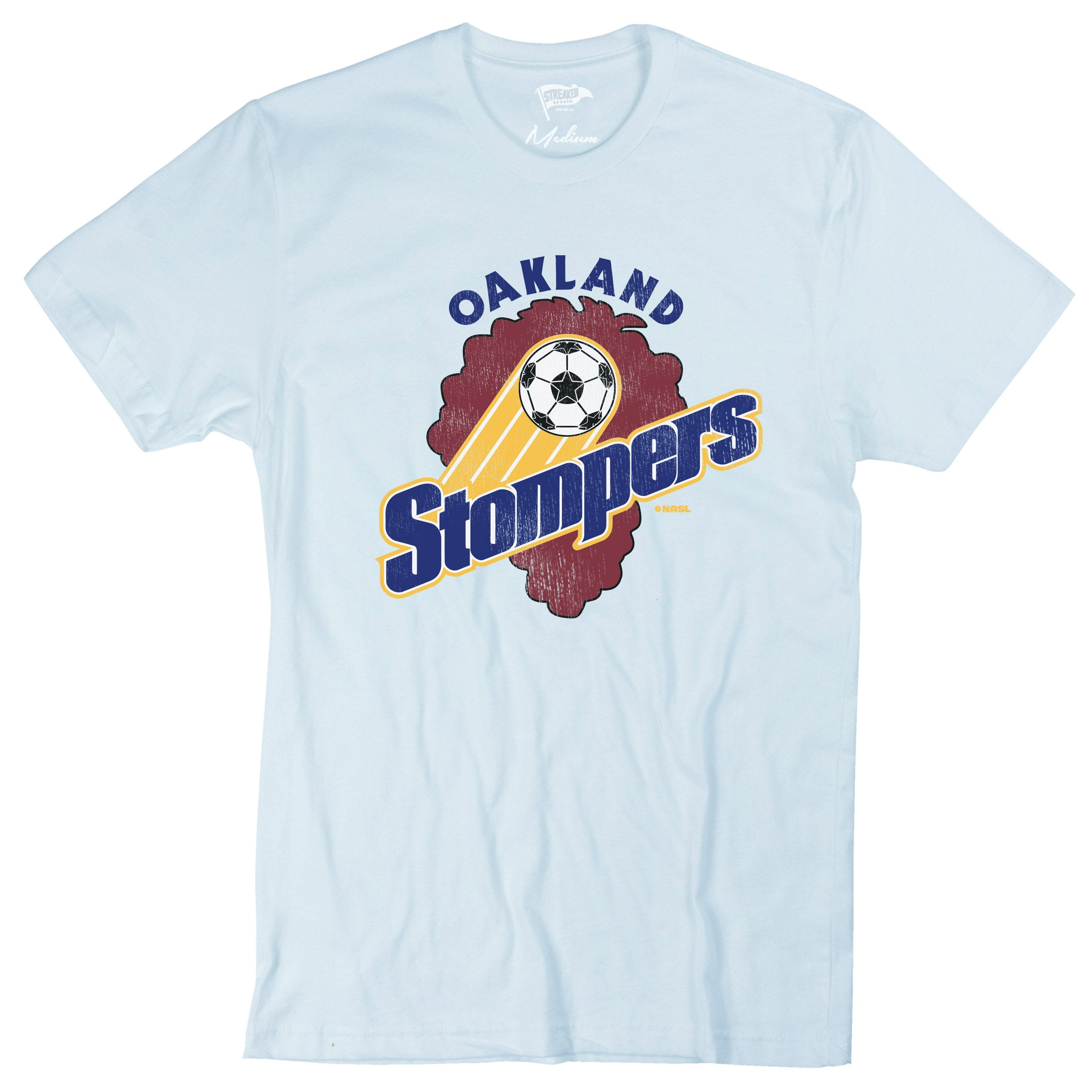 1978 Oakland Stompers Tee