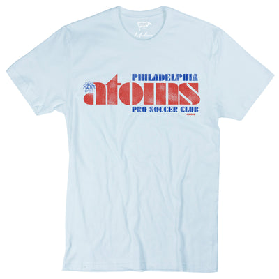 1973 Philadelphia Atoms Tee - Streaker Sports