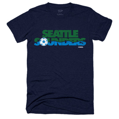 1974 Seattle Sounders Tee - Streaker Sports