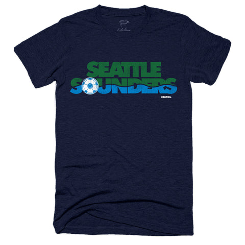 1973 Seattle Sounders Tee