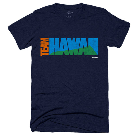 1977 Team Hawaii Tee - Streaker Sports