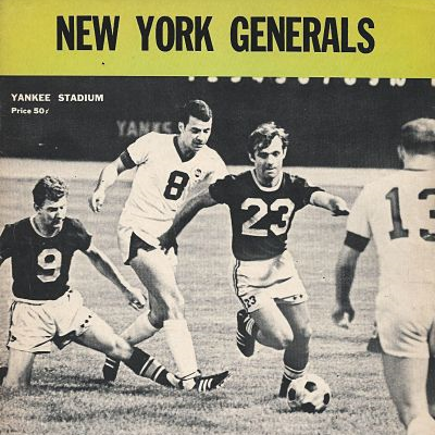 1967 New York Generals Tee - Streaker Sports