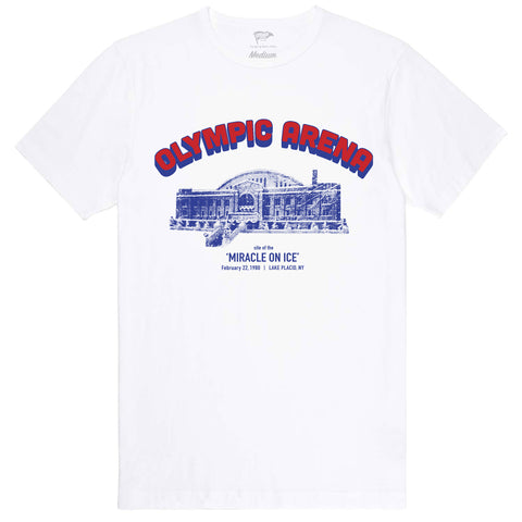 1980 Olympic Arena Tee