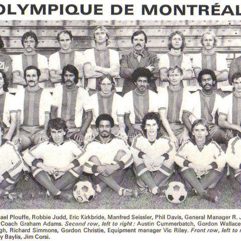 1971 Montreal Olympique Tee