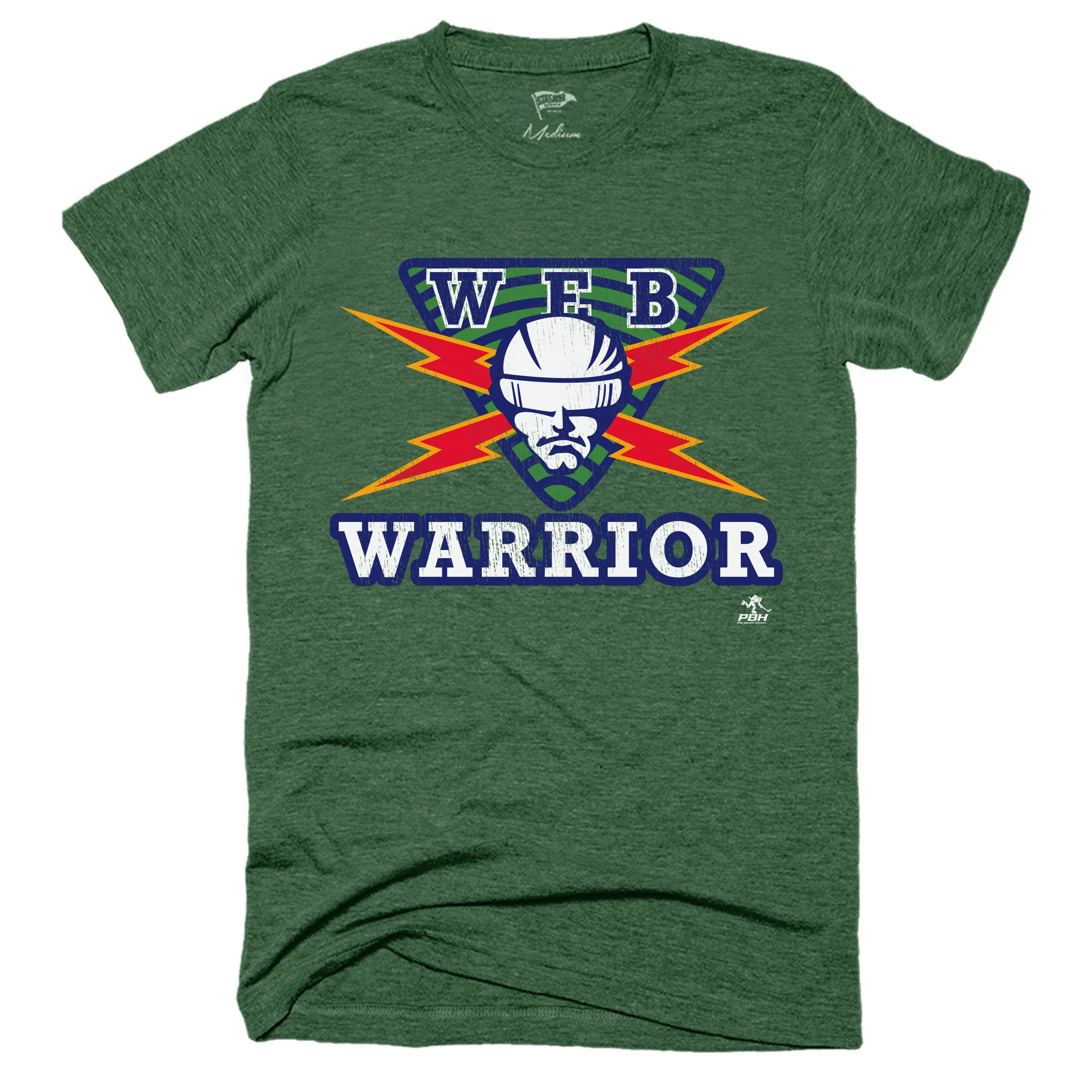 1998 Web Warriors Tee