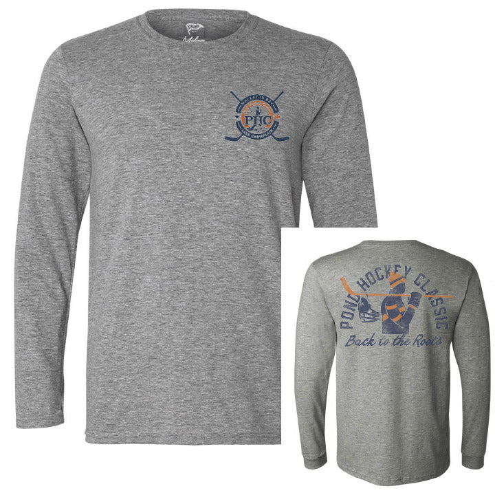 Lake Champlain PHC Tournament Long Sleeve Shirt