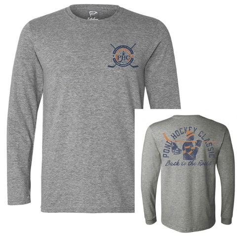 Pond Hockey Classic™ Lake Champlain Tournament Long Sleeve Shirt