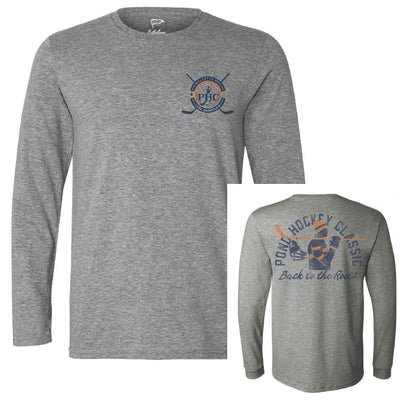 Winnipesaukee NEPHC Tournament Long Sleeve Shirt - Streaker Sports