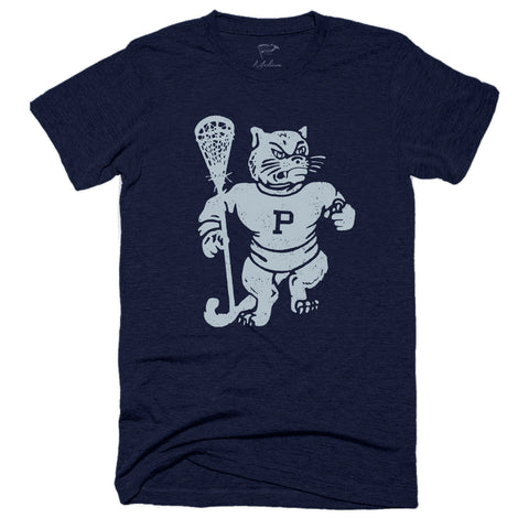 Throwback Nittany Lions Lacrosse Tee