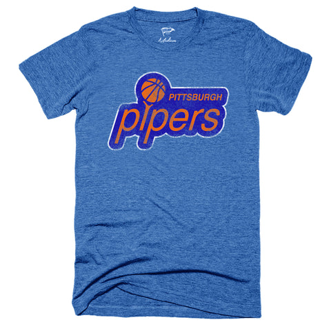 1967 Pittsburgh Pipers Tee