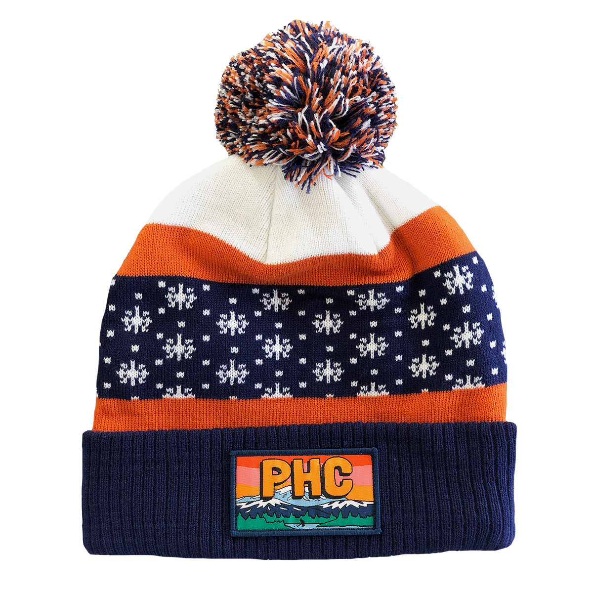 Pond Hockey Classic™ Knit Pom Hat - Streaker Sports