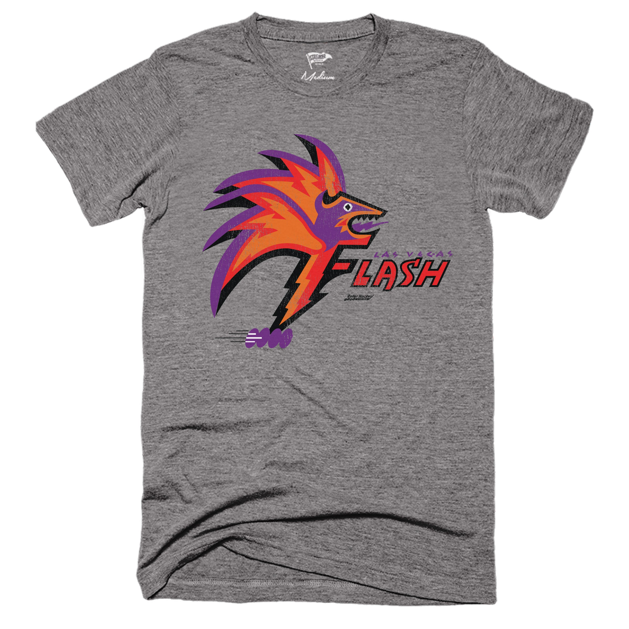1993 Las Vegas Flash Tee - Streaker Sports