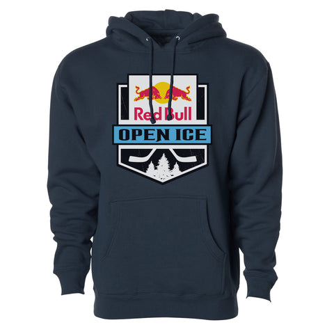 Red Bull Open Ice™ Hooded Sweatshirt - Streaker Sports