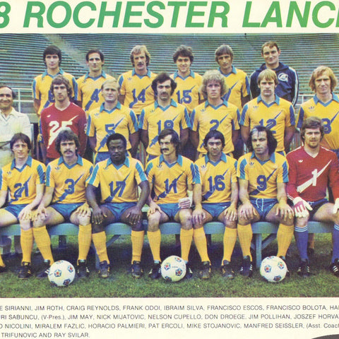 1967 Rochester Lancers Tee