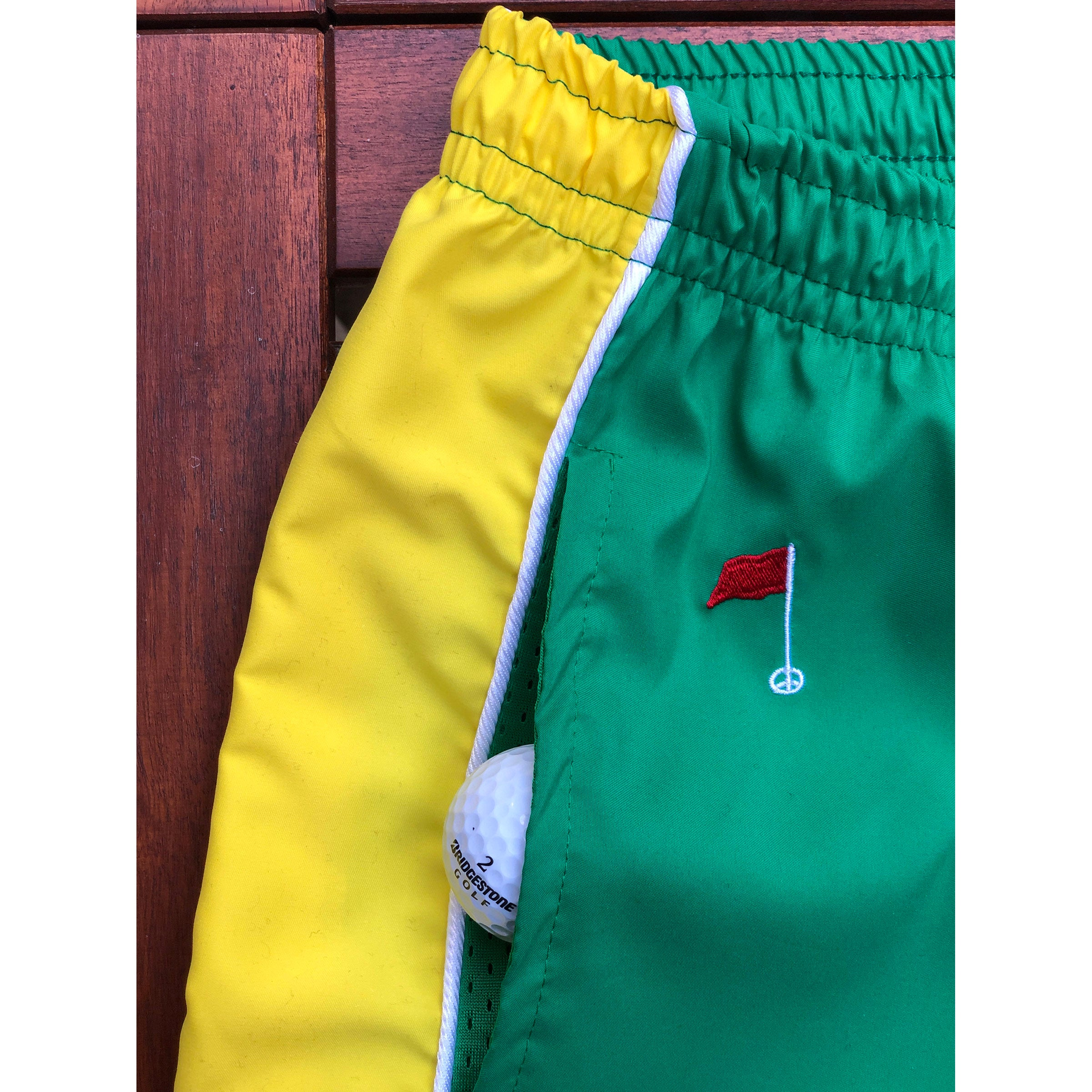 Johnston Gray x Streaker Sports 'Sammy' Shorts - Streaker Sports