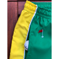 Johnston Gray x Streaker Sports 'Sammy' Shorts
