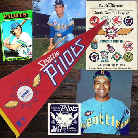1969 Seattle Pilots Tee