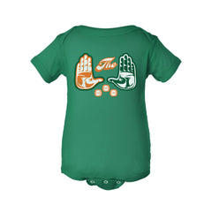'The U' National Champs Football Onesie