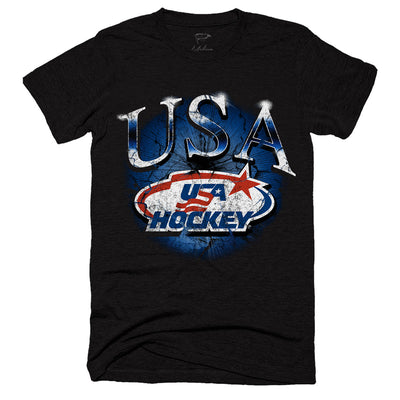 USA Hockey™ Ice Breaker Tee - Streaker Sports