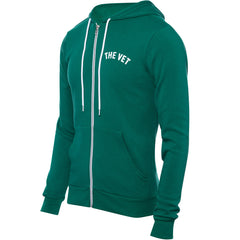 The Vet Zip Up Hoodie - Streaker Sports
