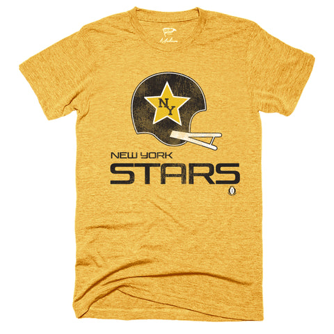 1974 New York Stars WFL Tee - Streaker Sports