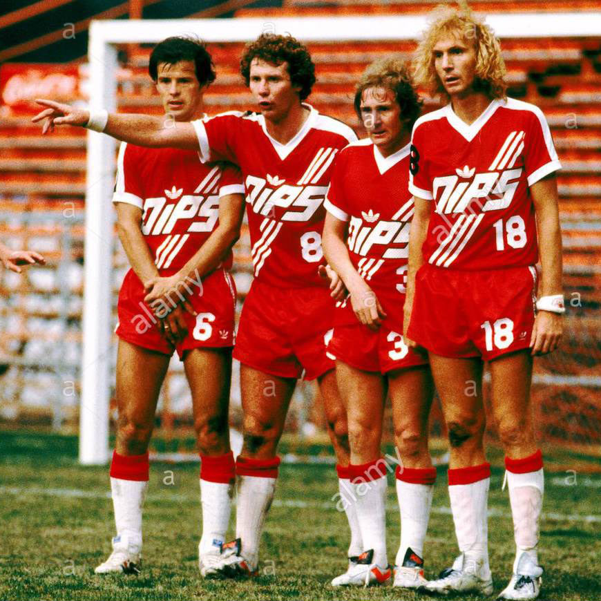 1974 Washington Diplomats Tee - Streaker Sports