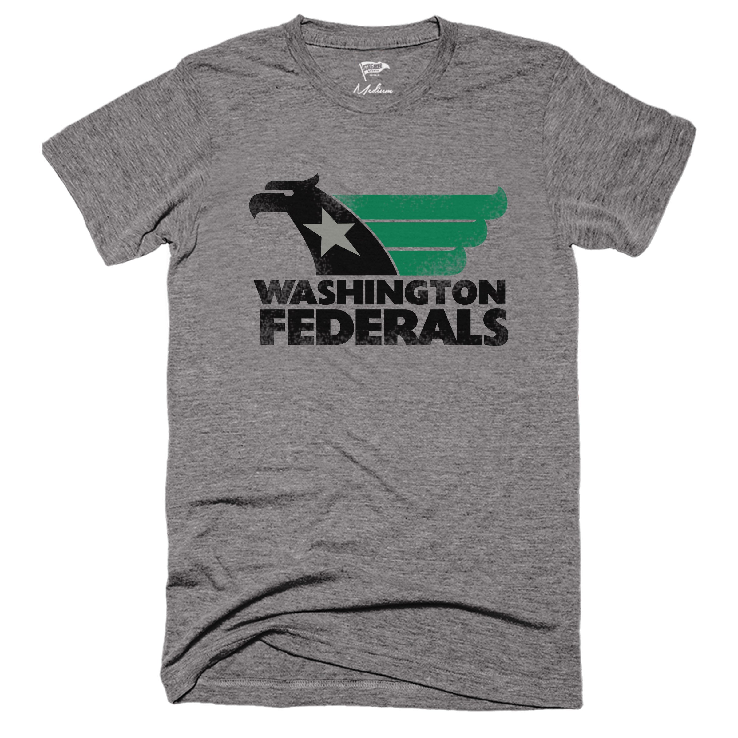 1983 Washington Federals Tee - Streaker Sports