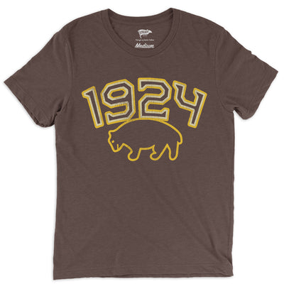 1924 Boston Founding Year Tee - Streaker Sports