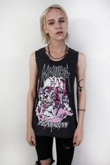 FLOSS GLOSS x MISHKA EXCLUSIVE LADIES TANK!