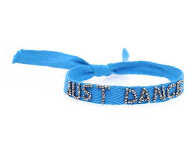 Just Dance Ribbon Bracelet