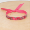 Come Together Ribbon Bracelet