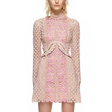 Linaya Embroidered Dress