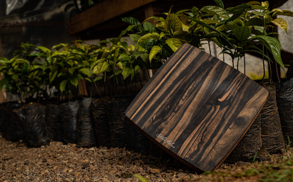 PRESS: Co-Founder Of Taylor Guitars Launches Stella Falone Kitchen Woodcrafts With Premium Line Of Exotic, Ethically Sourced Ebony Cutting Boards