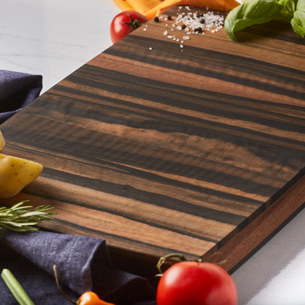 How to Care for Your Ebony Cutting Board