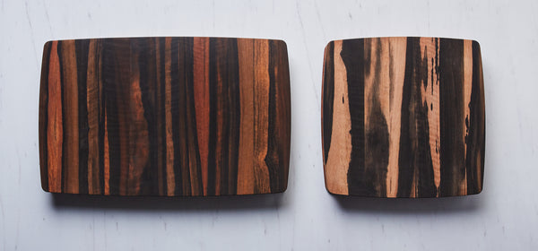 Choosing Your Ebony Cutting Board