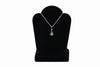 Black Tahitian Pearl Necklace and Earring Set