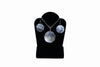 Mother of Pearl Honu Necklace and Earrings Set