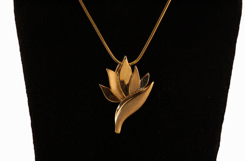 Jessicas gems bird of paradise necklace bird of paradise necklace aloadofball