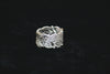White Gold Maile Diamond Ring