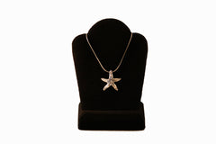 Sterling Silver Hawaiian Starfish Necklace