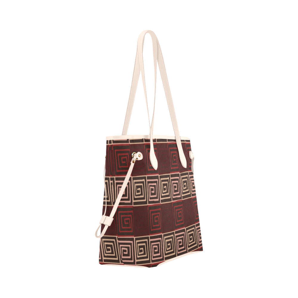 Amazed Clover Canvas Tote