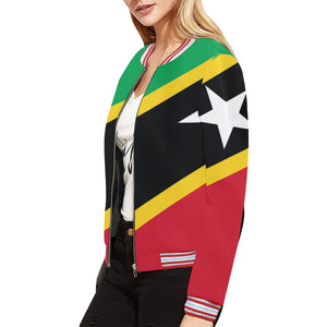 St. Kitts Women's Bomber