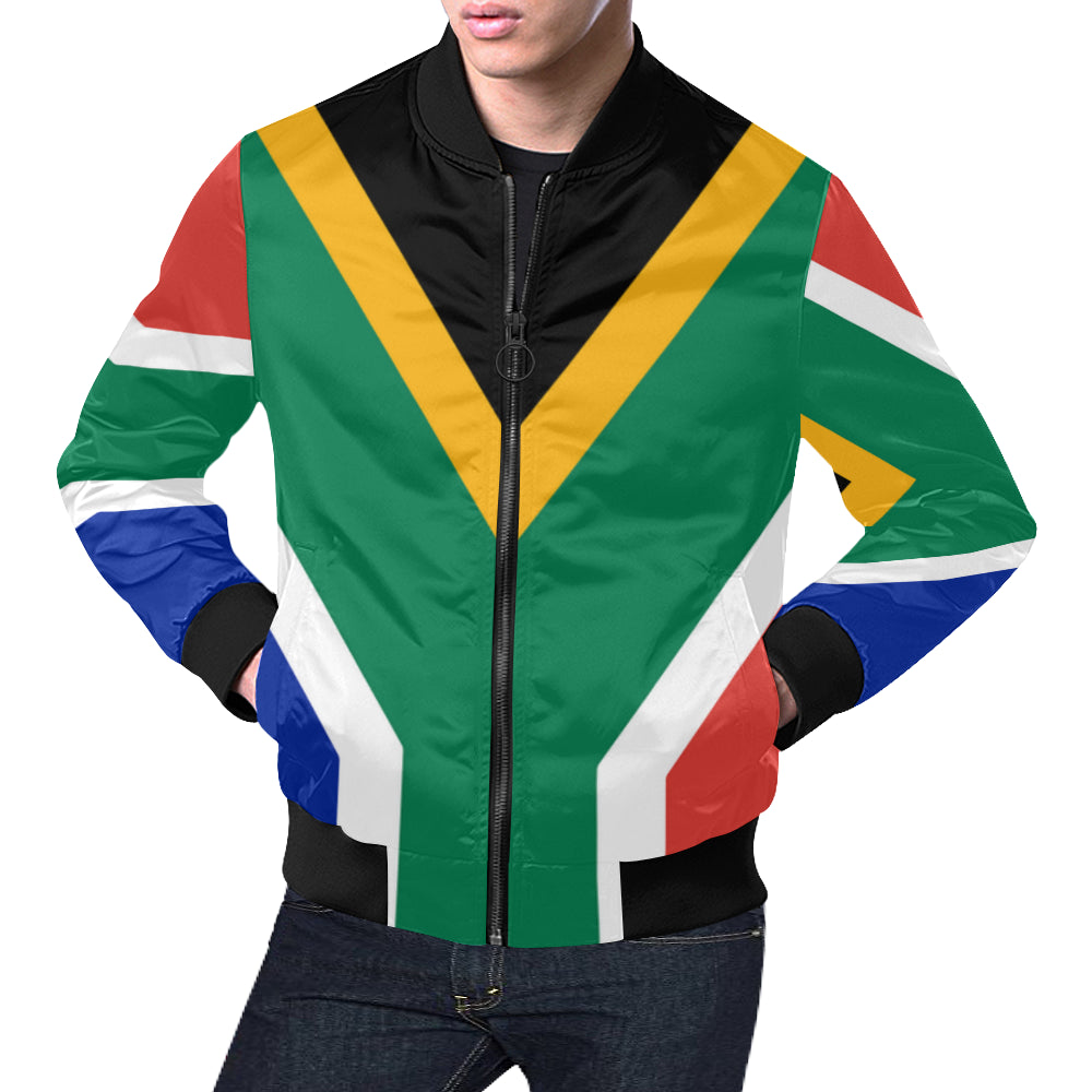 South Africa Bred Men's Bomber