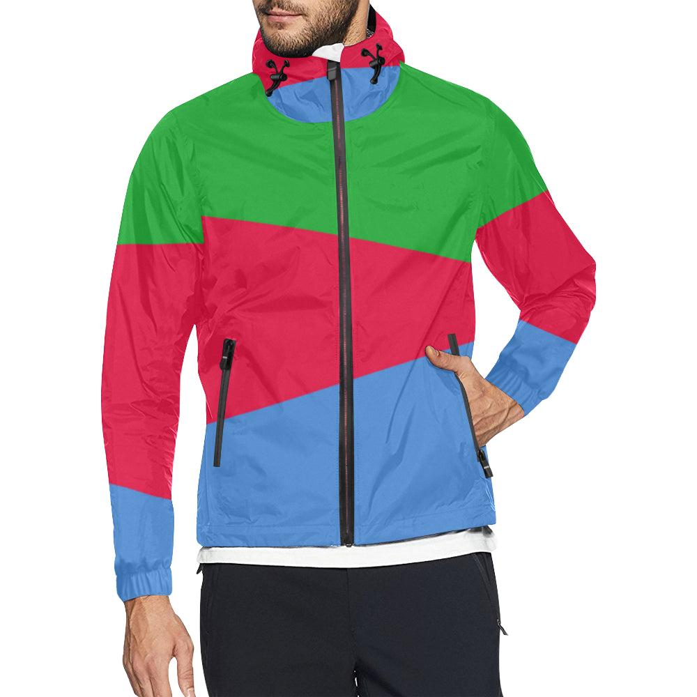 Eritrea Born Windbreaker