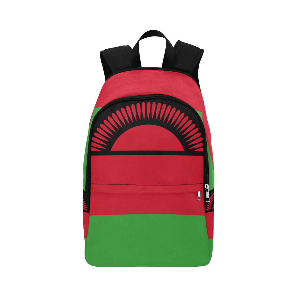 Malawi Born Fabric Backpack