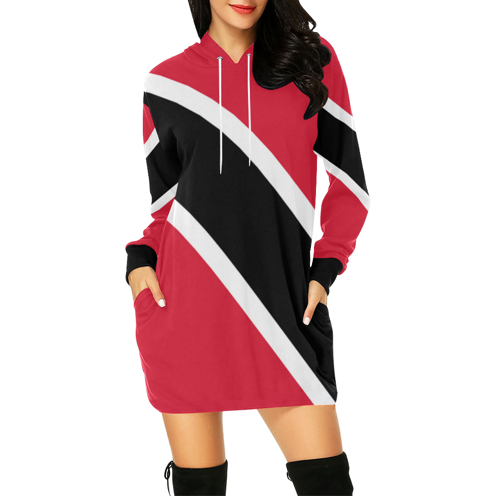 Trini Born Hoodie Mini Dress