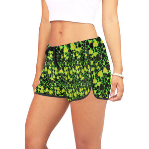 Jamaica Love Women's Relaxed Shorts