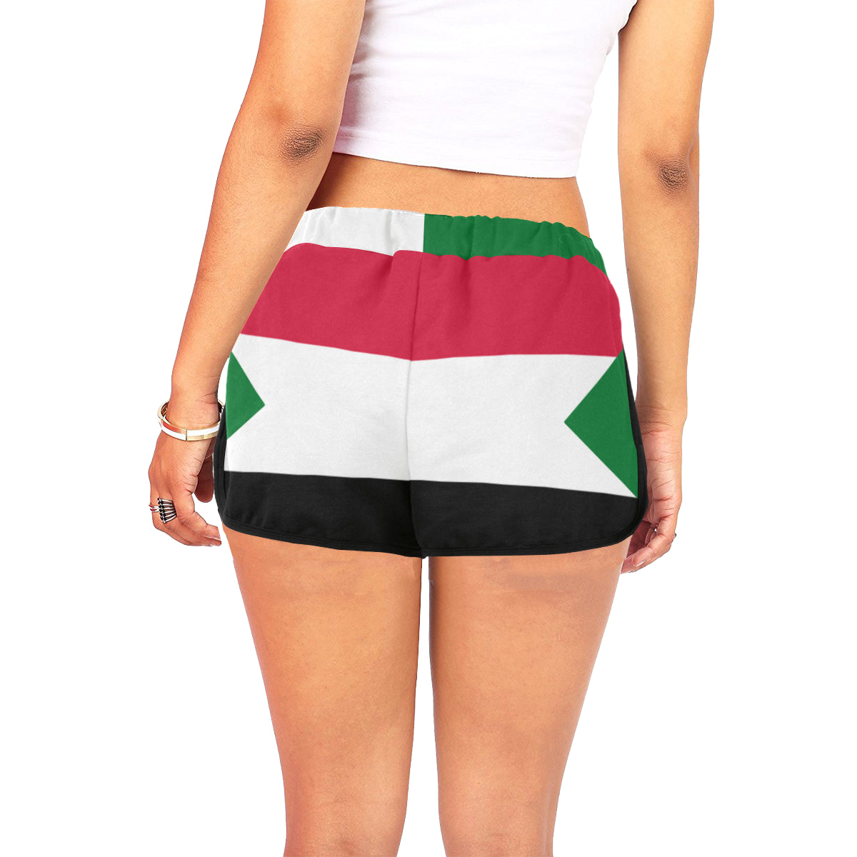 Sudan Born Women's  Relaxed Shorts